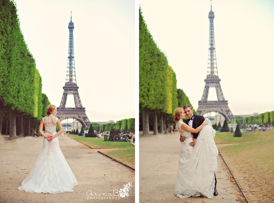 Let s talk about stereotypes italian french german for Vintage wedding dresses paris